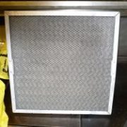 AFTER - Monthly Filter Deep Cleaning by PJS Hygiene Ltd - Commercial and Industrial monthly kitchen grease filter cleaners throughout Preston, Blackpool, Cumbria, Lake District, Manchester, Liverpool, Chester, Lancashire and the North West.