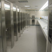 Restroom Toilet Deep Cleaning Service