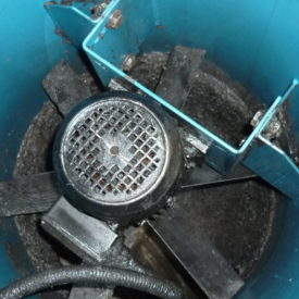 AFTER - Extractor Fan Cleaning - Commercial and Industrial ducting and ventilation extractor fan cleaning deep cleaners throughout Preston, Blackpool, Cumbria, Lake District, Manchester, Liverpool, Chester, Lancashire and the North West.