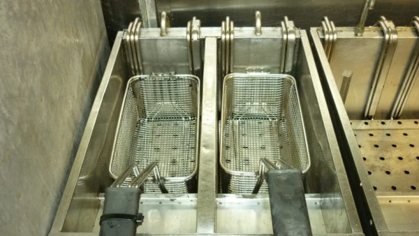 Kitchen Equipment Cleaning, Deep Fat Fryer - Commercial, Industrial and Domestic Kitchen Equipment / Industrial Oven Deep Cleaning throughout Preston, Blackpool, Cumbria, Lake District, Manchester, Liverpool, Chester, Lancashire and the North West.
