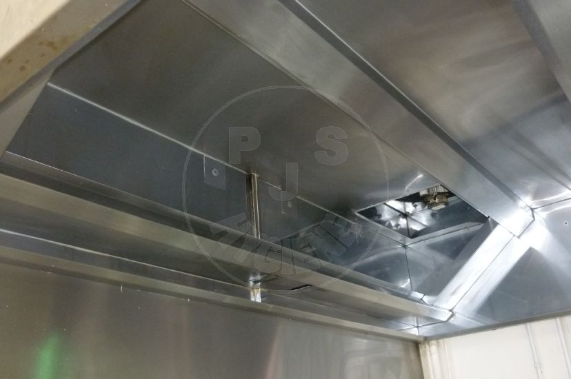 Kitchen Canopy Cleaning After Commercial Industrial And Domestic Ventilation